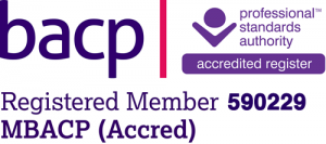 BACP Registered Member MBACP (Accred)
